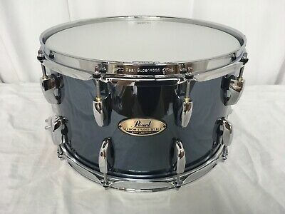 "Pearl Session Studio Select 14"" X 8"" Snare Drum/Black Mirror Chrome/#766/NEW"