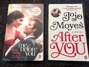 Me Before You / After You - Jojo Moyes