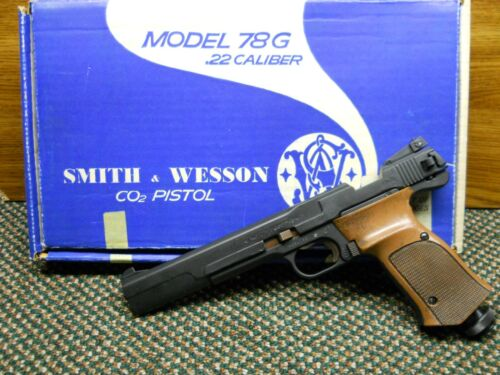 Smith & Wesson 78G .22 Air Pistol