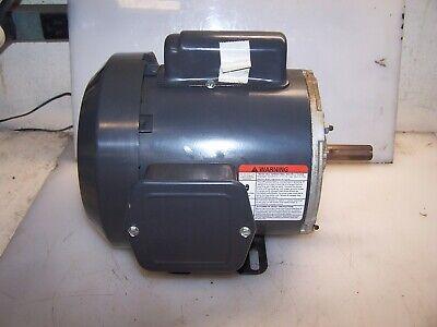 New Dayton 13 Hp Ac Electric Motor 56 Frame 1725 Rpm 115230 Vac 1 Phase Tefc