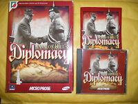 Pc Game-avalon Hill's Diplomacy-boxato-computer-gioco-games-italiano-ita -  - ebay.it