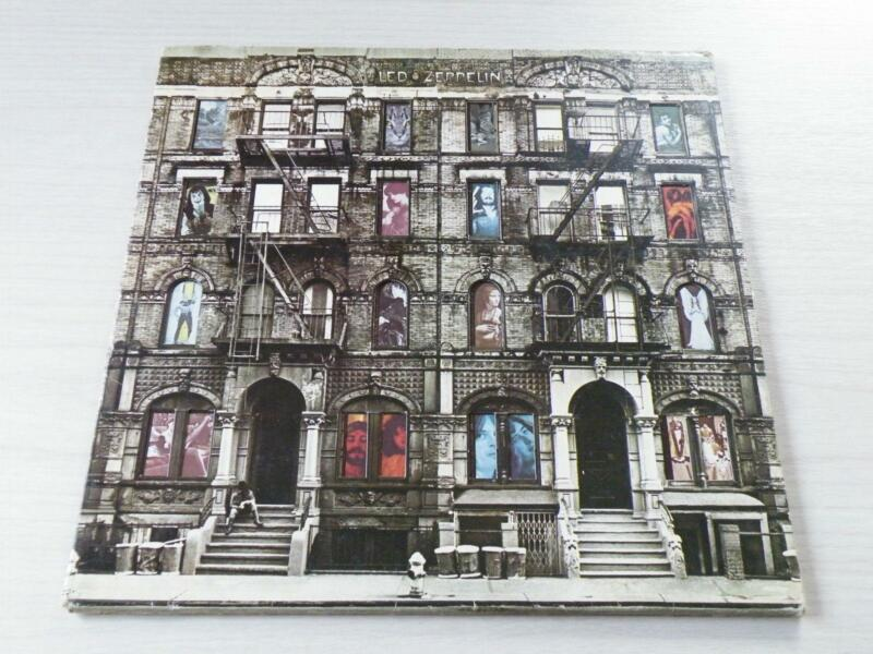 Led Zeppelin Physical Graffiti Lp Ebay