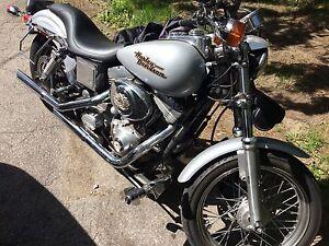 Trade my Harley