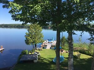 Beautiful Lakefront Cottage for rent
