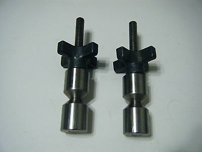 Davis 1-two Hole Pin-stainless- 38-16 Quick Knobs Read Description