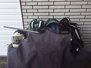 Used Lacrosse gear - $60 OBO