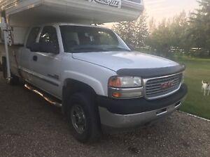 2002 GMC diesel