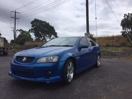 2010 Holden ve ssv commodore 6speed manual Attwood Hume Area Preview