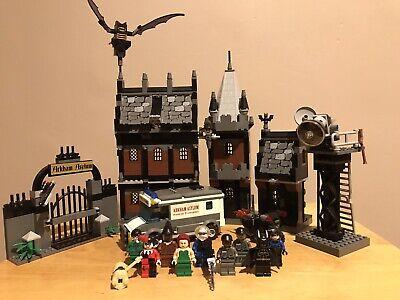 lego batman arkham asylum 7785