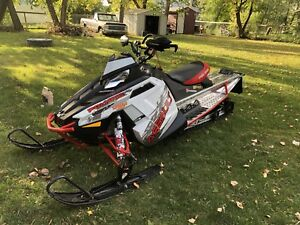 2014 Polaris assault 600
