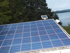 260 watt solar Panel