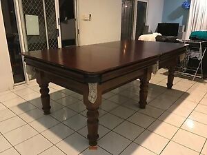 Pool table 8x4 Yarrawonga Palmerston Area Preview