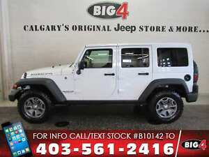 2017 Jeep Wrangler Unlimited Rubicon | Colour Top | Side Air Bag