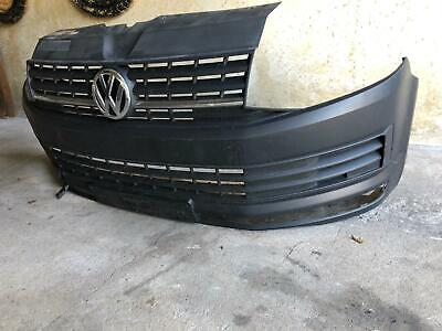 Stoßstange Scheinwerfer Cover 1tlg Links mit Nebel für VW T5 Transporter ab 2010