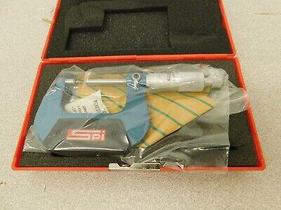 Spi Mechanical Spline Micrometer 1 12-457-8
