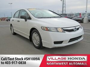 2010 Honda Civic DX-G | Automatic | Air Conditioning |