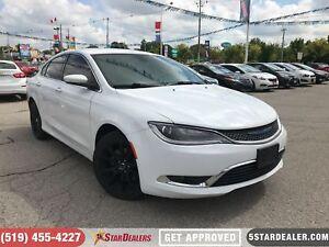 2015 Chrysler 200 Limited | V6 | HEATED SEATS