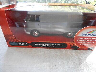 Volkswagen VW transporter type 2 (T1) delivery van 1/24