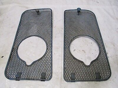 Ford Fordson Super Major 5000 Tractor Grill Screens