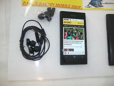 Nokia Lumia 800 - 16GB - Black (Orange, EE & Virgin networks UK) Smartphone na sprzedaż  Wysyłka do Poland