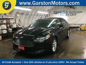 2015 Ford Fusion SE*MICROSOFT SYNC PHONE CONNECT*BACK UP CAMERA*