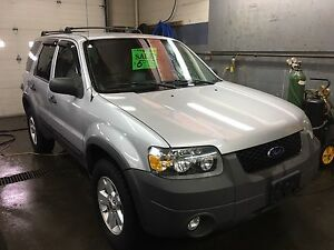 2007ford escape xlt