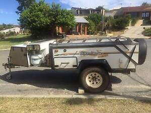 Campomatic Ranger XTC off road camper trailer Sorrento Joondalup Area Preview