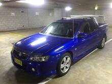 2005 Holden Crewman Wetherill Park Fairfield Area Preview