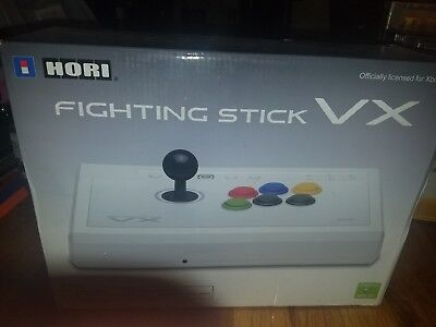 Hori Fighting Stick 360 - Hori Fighting Stick VX (HX353U) Flight Stick xbox 360 new