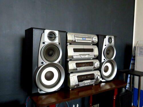 Technics SA-DV 290 TOP Hi-Fi System 5.1 DVD Audio/Video Mp3
