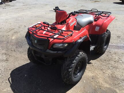 Suzuki kingquad 500 4x4  quad atv