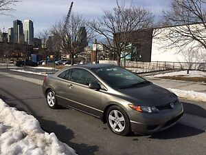 2008 Honda Civic Coupé /LX - QUICK SALE - VENTE RAPIDE