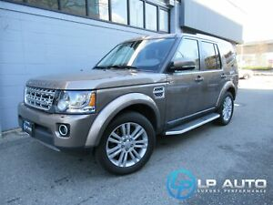 2016 Land Rover LR4 HSE Luxury! MINT! Easy Approvals!