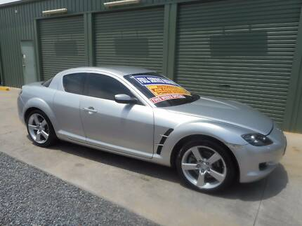 2004 Mazda RX-8 Coupe luxury auto coupe Hampstead Gardens Port Adelaide Area Preview