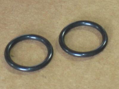 2 Manifold Flange O-rings For Touch Control International Cub Lo-boy Farmall