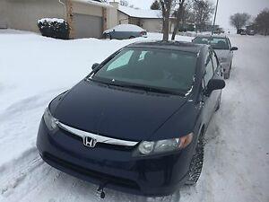 2007 Honda Civic (zero issue)
