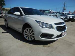 2016 Holden Cruze EQUIPE Automatic Hatchback Pialba Fraser Coast Preview