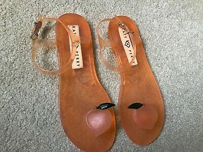Designer KATY PERRY Sandals Size 7