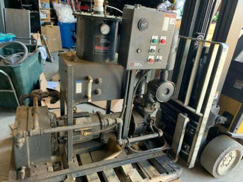 Travaini DynaSeal Liquid Ring Vacuum Pump TRO 075H 7.5HP