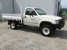 Hilux 98 Petrol 2.7 Drives Very Well Derwent Park Glenorchy Area Preview