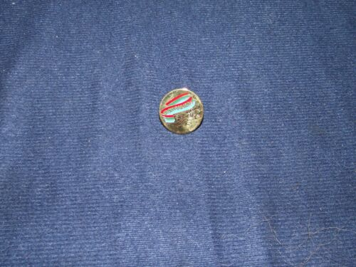 Vintage Northrop Tatic Rainbow Drone Lapel Pin
