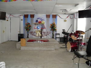 !! Worship Space  for Rent !!!