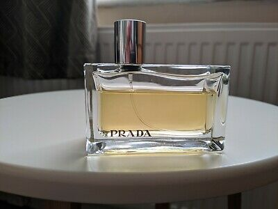 PRADA Amber Eau De Parfum Vaporisateur. 80ml.  Perfume