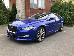 Transfer de bail 2017 Jaguar XJ AWD V6 $131.21 par mois WOW