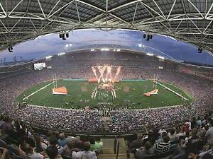 NRL grand final Family Pass  4 x tickets East Brisbane Brisbane South East Preview
