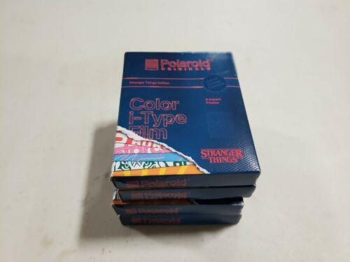 Polaroid Originals Stranger Things Edition Color i-Type Instant Film - READ DESC