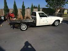 holden wb 1 tonner 1984 wrecking complete vehicle Horningsea Park Liverpool Area Preview