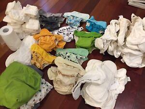 Grovia AI2 hybrid cloth diapers