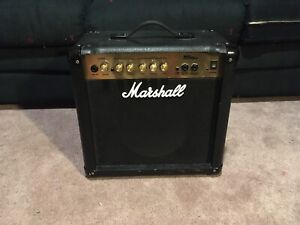 Marshall 15CD Guitar Amp