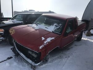 Parting out 1998 Chevy Silverado 1500